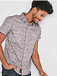 Mason Workwear Printed Shirt,