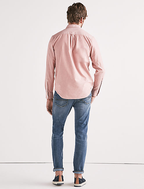 Stretch Oxford One Pocket Shirt,