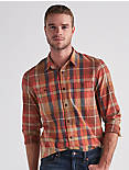 MADRAS WORKWEAR SHIRT,