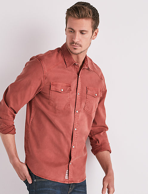 Workwear Western Shirt,
