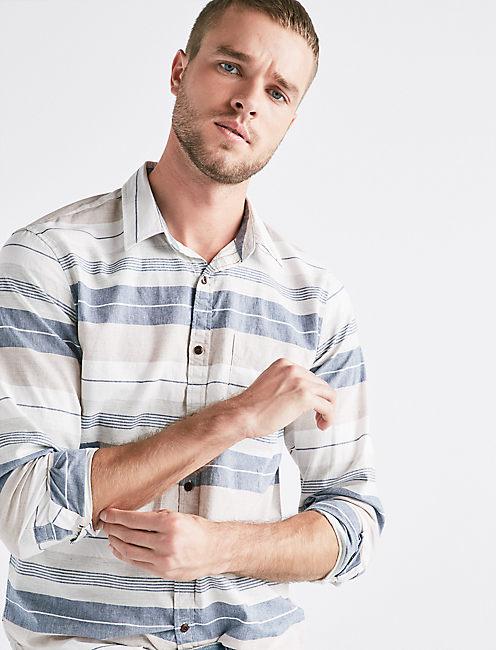 Boardwalk Stripe Shirt,
