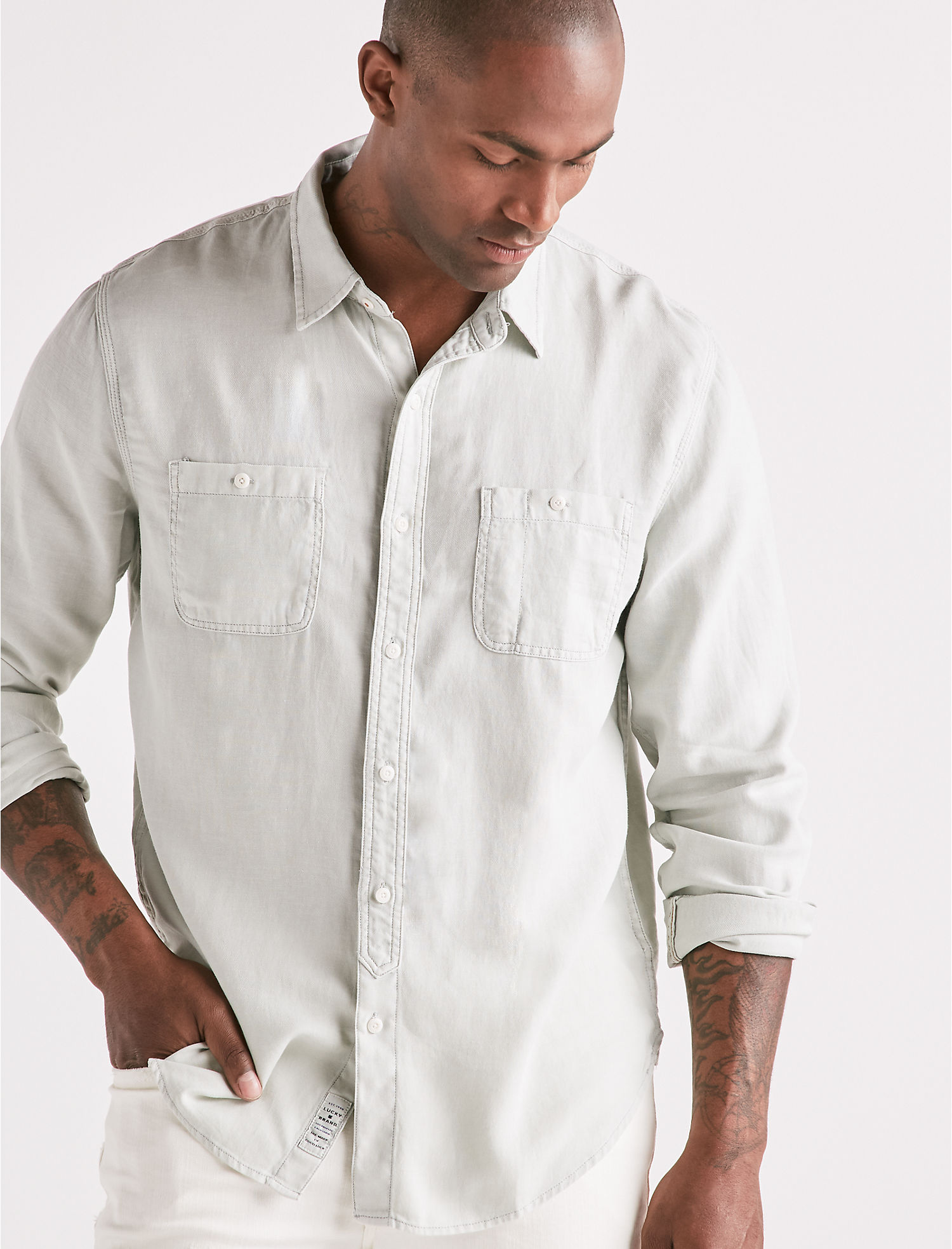 Mason Workwear Shirt | Tuggl