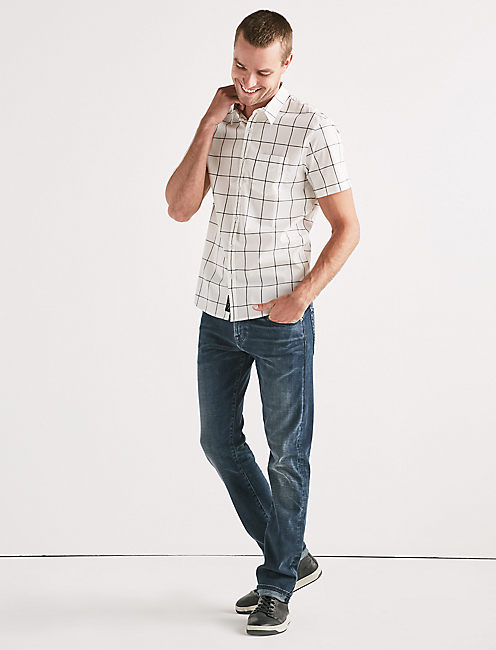 Lucky Saturday Stretch One Pocket Shirt