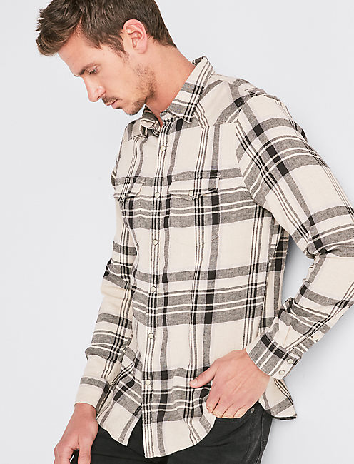 WESTERN TWO POCKET SHIRT,