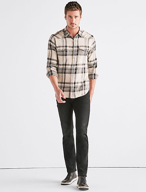 Lucky Western Two Pocket Shirt