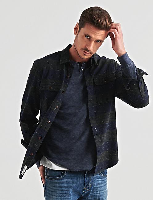 Two Pocket Workwear Shirt,