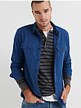 CLEAN WORKWEAR SHIRT, BLUE STRIPE