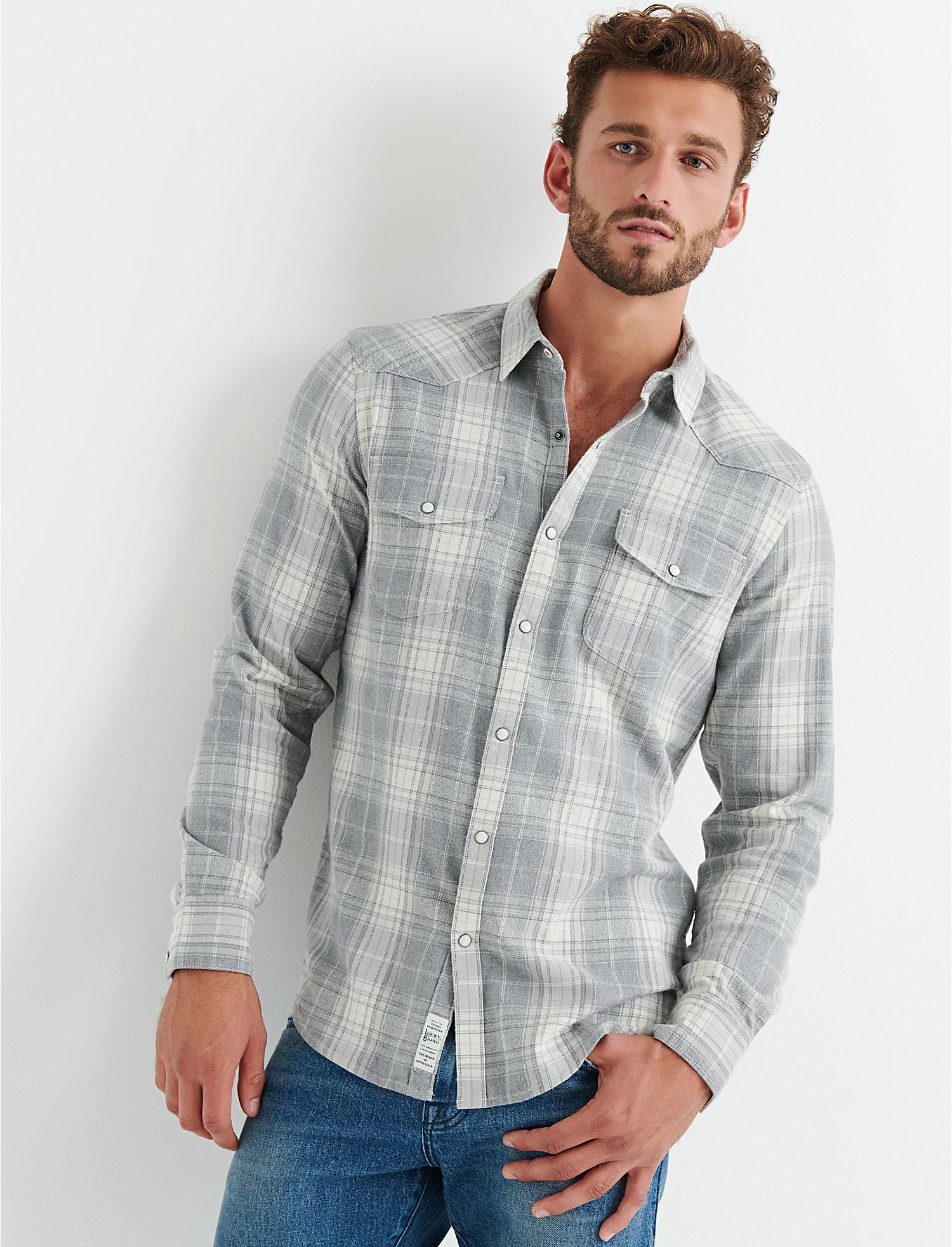 214fda2234 Santa Fe Long Sleeve Western Shirt