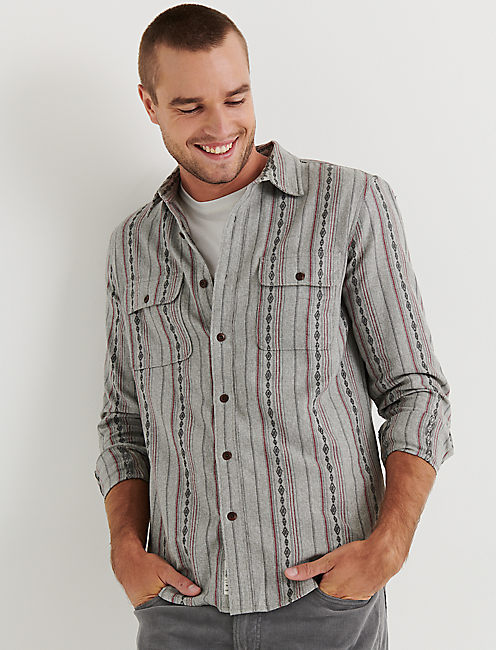 Dobby Workwear Shirt,