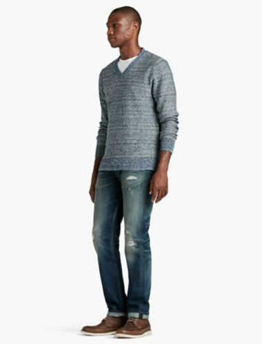 Lucky Ventura V-neck Sweater