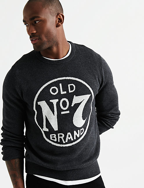 OLD No 7 SWEATER,