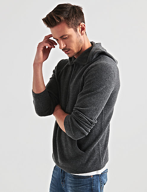 Lucky Cashmere Hoodie