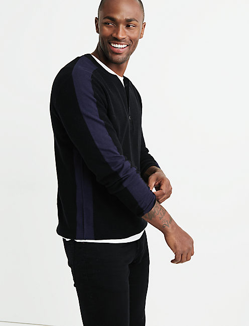 REFINED THERMAL HENLEY,