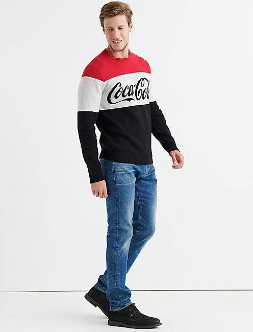 Lucky Coca Cola Sweater