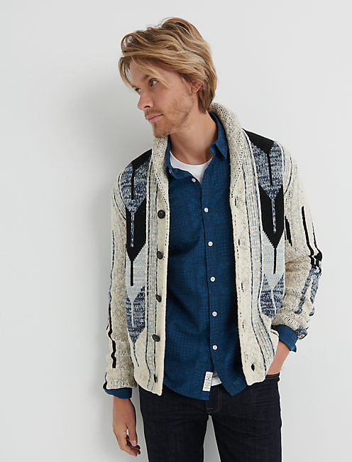 Mens Christmas Sweaters Lucky Brand