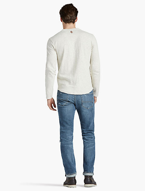 PENDLETON EMBROIDERED HENLEY,