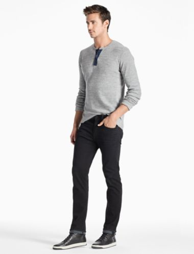 Lucky Lived In Thermal Henley