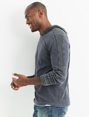 Lucky Venice Burnout Thermal Hoody