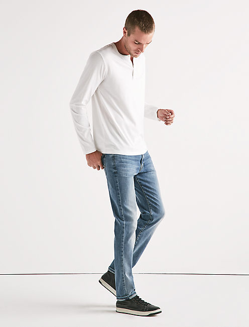 Lucky Burnout Henley