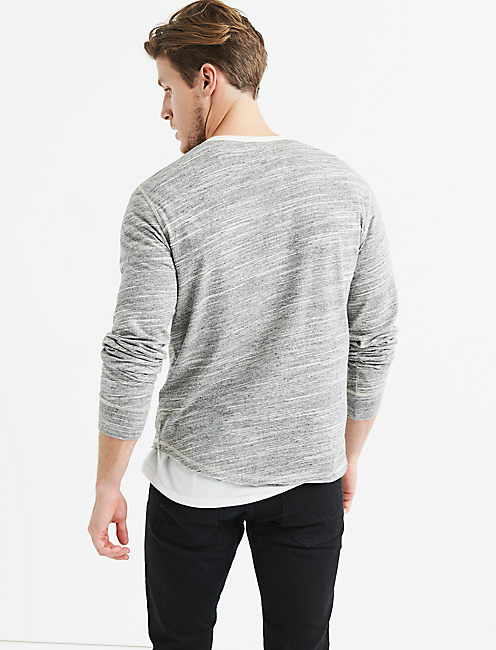 HUMBOLDT HENLEY, HEATHER GREY