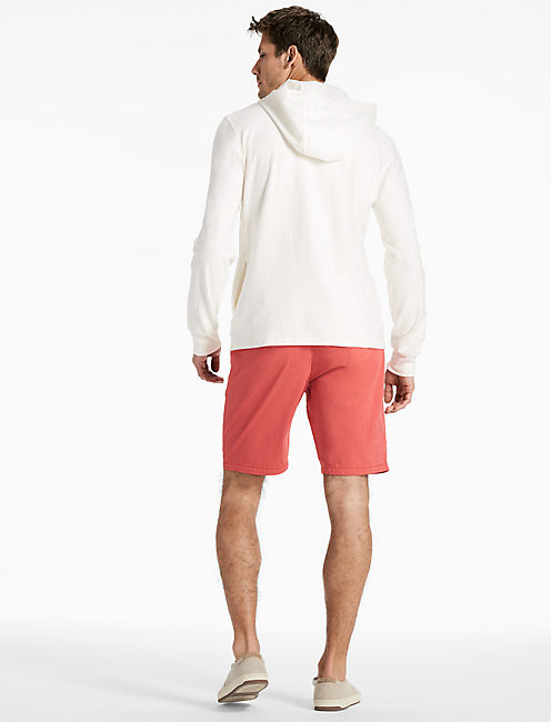 WOVEN MIX POPOVER,