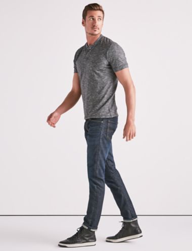 Lucky Stretch Grindle Henley
