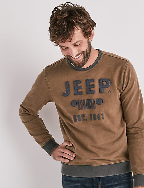 WILLYS JEEP SWEATSHIRT,