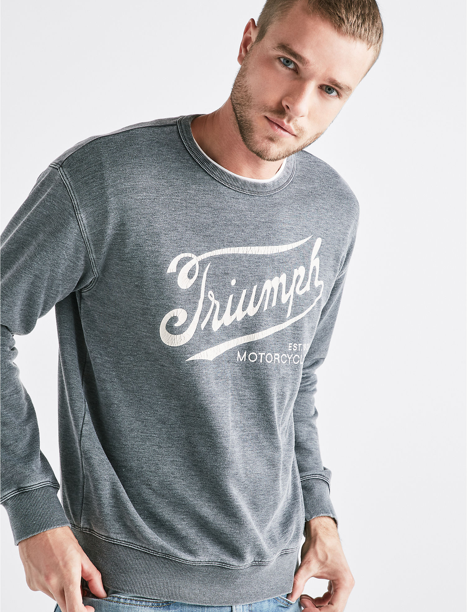 Triumph Burnout Crew | Tuggl