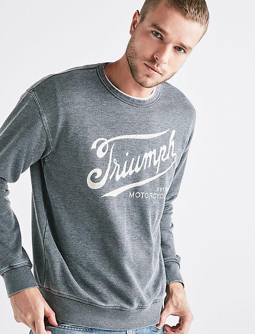 TRIUMPH BURNOUT CREW,