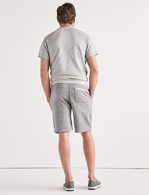 Coolmax Shorts, HEATHER GREY