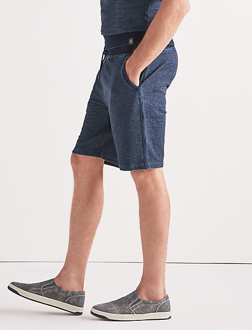 COOLMAX INDIGO SHORTS,