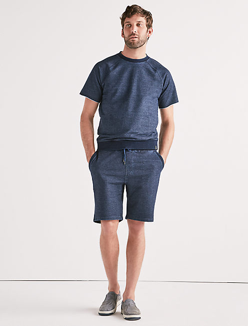 Lucky Coolmax Indigo Shorts