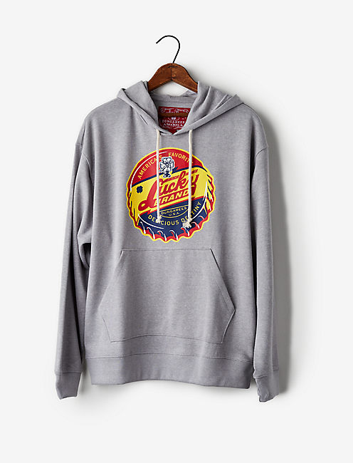 Totally Lucky Bottle Cap Hooded Sweatshirt,