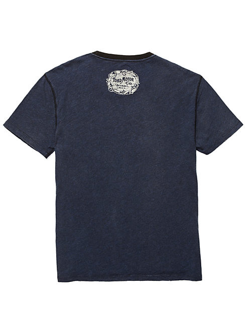 FORD CLASSIC TEE, AMERICAN NAVY