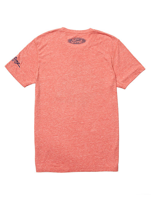 COBRAJET TEE, MINERAL RED