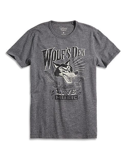 """WOLF""""S DEN,"""