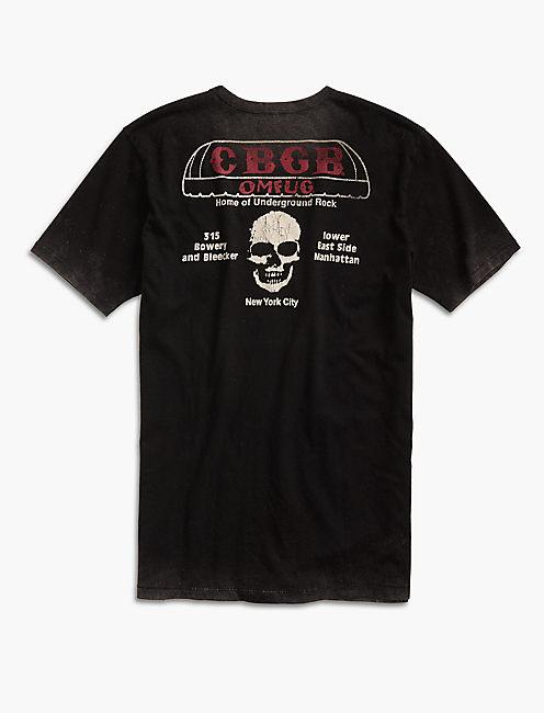 Lucky Cbgb Skull