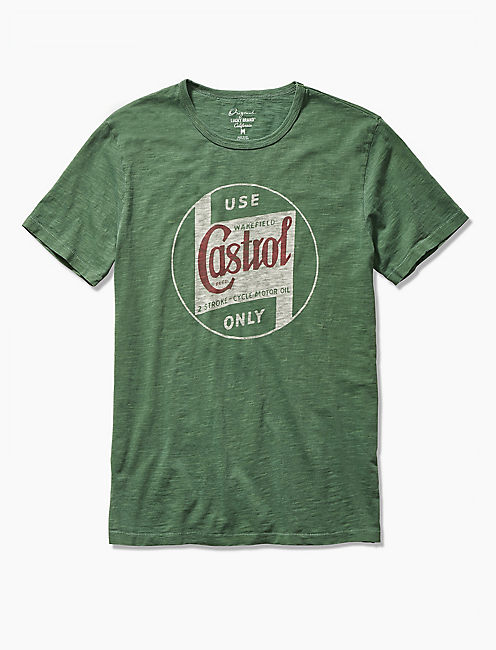 CASTROL ONLY TEE,