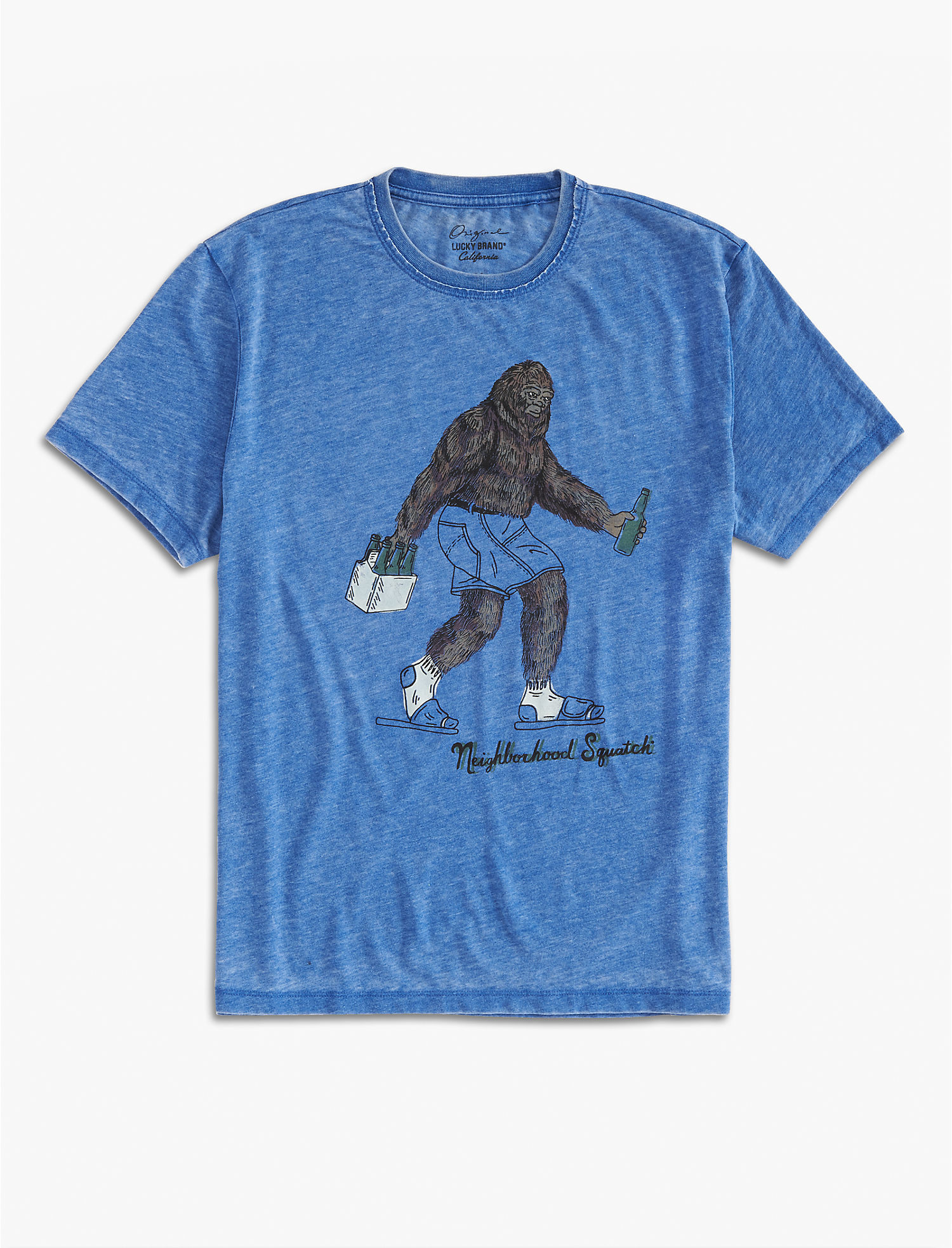 Anywhere Else Tee Lucky Brand Clearance Footlocker Best Wholesale For Sale J54Oa