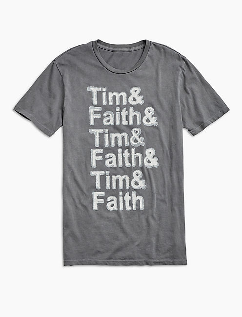 SOUL2SOUL TIM & FAITH TEE,