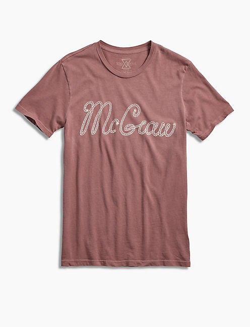 SOUL2SOUL ROPE MCGRAW TEE, RED