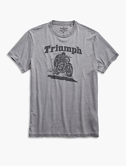 TRIUMPH RIDER TEE,