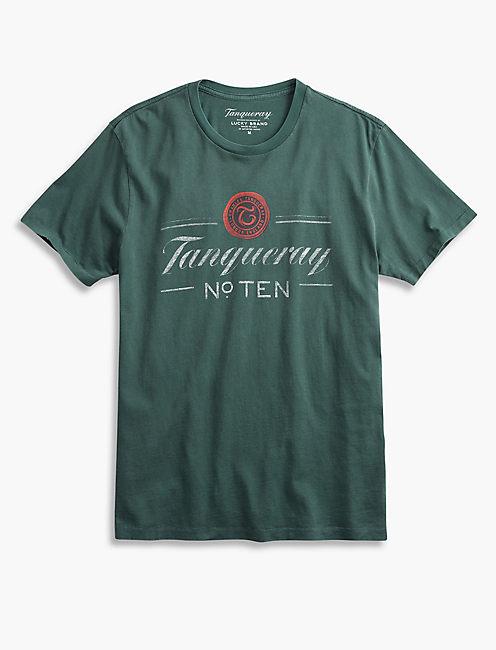 TANQUERAY SEAL TEE,
