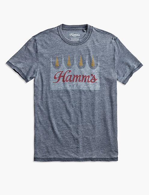 HAMMS CROWN TEE,