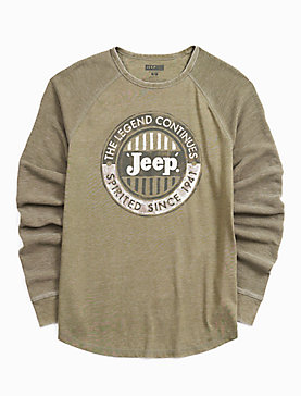 JEEP BURNOUT THERMAL