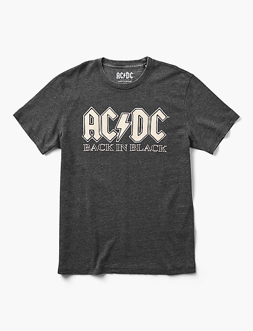 ACDC NOISE POLLUTION TEE,