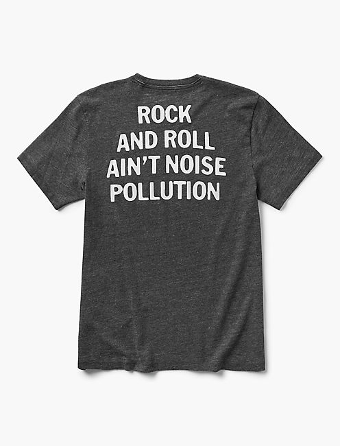 Lucky Acdc Noise Pollution Tee