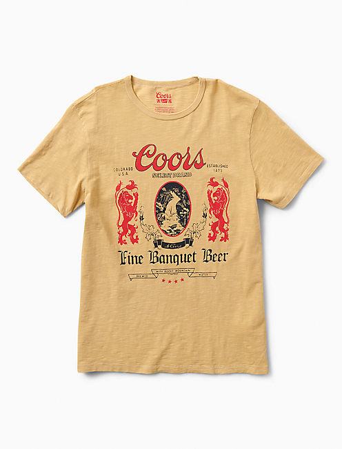 PURE COORS BANQUET TEE,