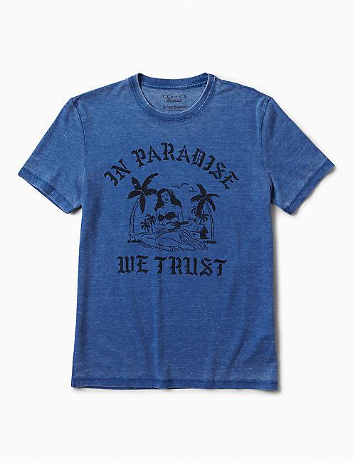 PARADISE TRUST TEE,