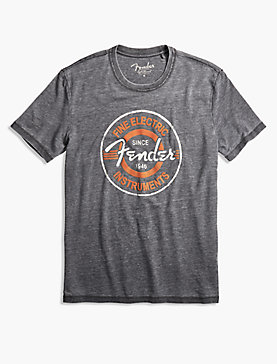 FENDER FINE ELECTRIC INSTRUMENTS TEE